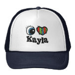 I corazón (amor) Kayla Gorras