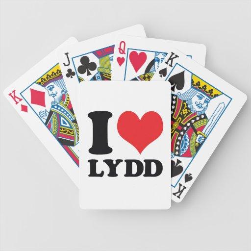 I corazón/amor Lydd Barajas De Cartas