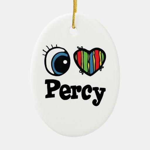 I corazón (amor) Percy Adorno De Reyes