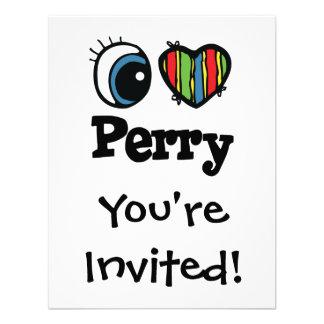 I corazón amor Perry