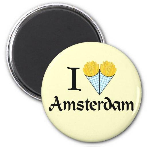 I corazón Amsterdam Iman