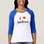 I corazón Andrew Playera
