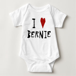 I corazón Bernie Body Para Bebé