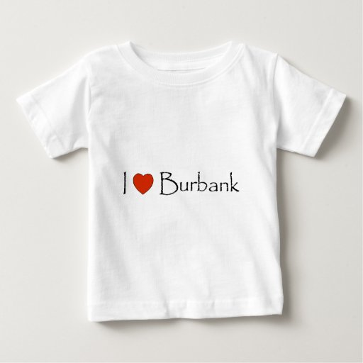 I corazón Burbank Poleras