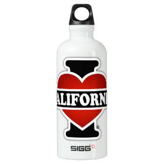 I corazón California