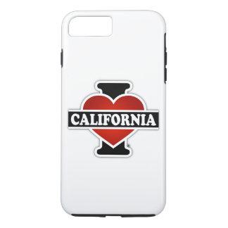 I corazón California Funda iPhone 7 Plus
