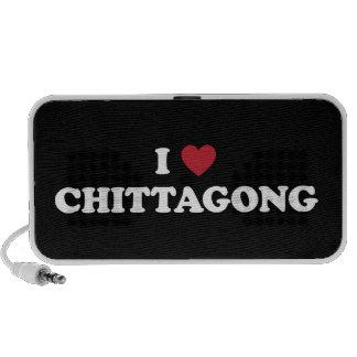 i corazón Chittagong Bangladesh iPhone Altavoz