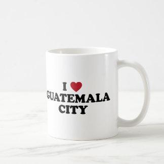 I corazón ciudad de Guatemala Guatemala Taza De Café