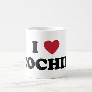 I corazón Cochin la India (Kochi) Taza De Café