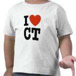 I corazón CT Camisetas
