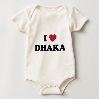I corazón Dacca Bangladesh Mamelucos