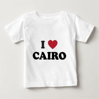I corazón El Cairo Egipto Polera