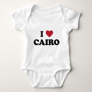 I corazón El Cairo Egipto Remeras