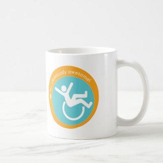 I {corazón} el crónico impresionante taza de café