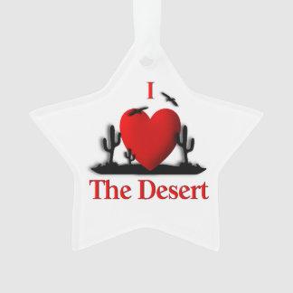I corazón el desierto