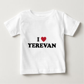 I corazón Ereván Armenia Poleras