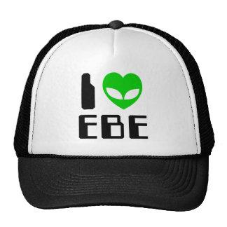 I corazón extranjero EBE Gorro