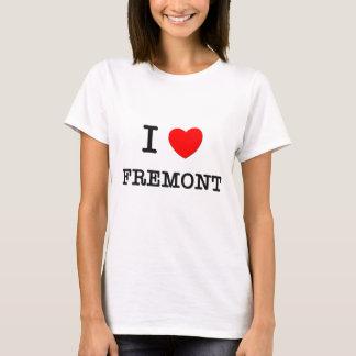 I corazón FREMONT Playera