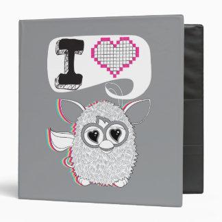 I corazón Furby