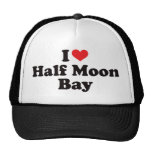 I corazón Half Moon Bay Gorro