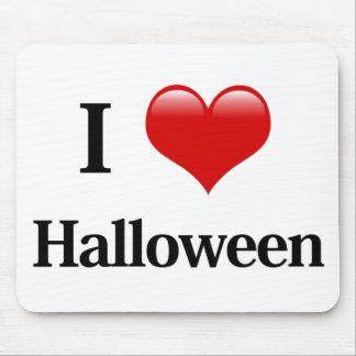 I corazón Halloween Alfombrilla De Raton