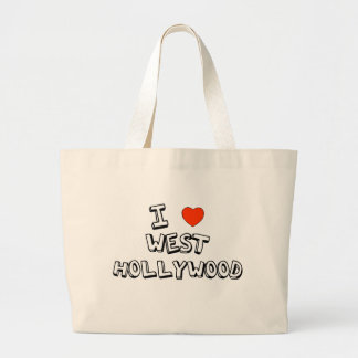 I corazón Hollywood del oeste Bolsa