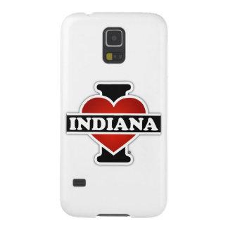 I corazón Indiana Carcasa Para Galaxy S5