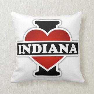 I corazón Indiana Cojín Decorativo