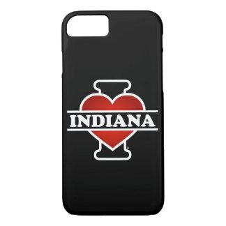 I corazón Indiana Funda iPhone 7