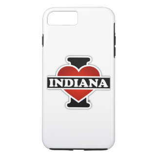 I corazón Indiana Funda iPhone 7 Plus