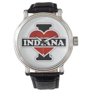 I corazón Indiana Relojes De Mano