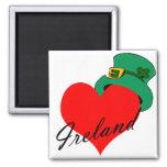 I corazón Irlanda Iman