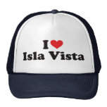 I corazón Isla Vista Gorra