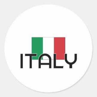 I CORAZÓN ITALIA PEGATINA