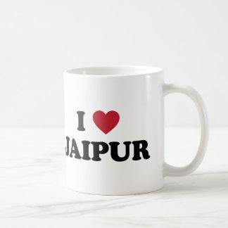 I corazón Jaipur la India Taza Clásica