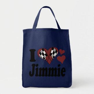 I corazón Jimmie Bolsas De Mano
