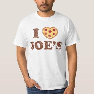 I corazón Joe Playera