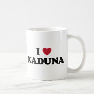 I corazón Kaduna Nigeria Tazas De Café