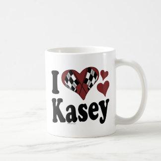 I corazón Kasey Taza