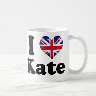 I corazón Kate Taza
