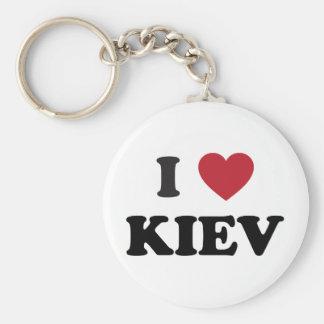 I corazón Kiev Ucrania Llavero
