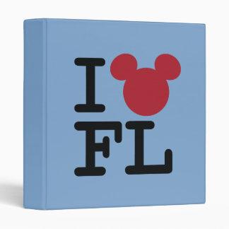 "I corazón la Florida Carpeta 1"""