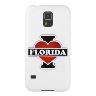 I corazón la Florida Funda Para Galaxy S5