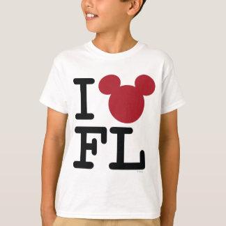 I corazón la Florida Playera