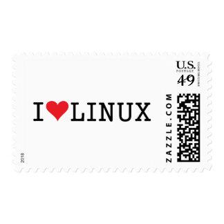 I corazón Linux 2 Franqueo