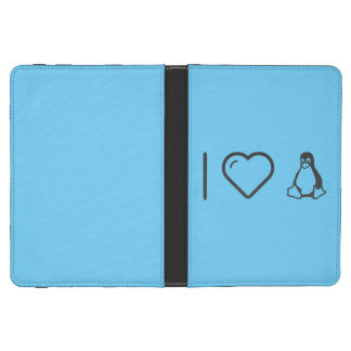 I corazón Linuxs Funda Para Kindle