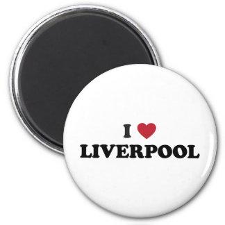 I corazón Liverpool Inglaterra Iman
