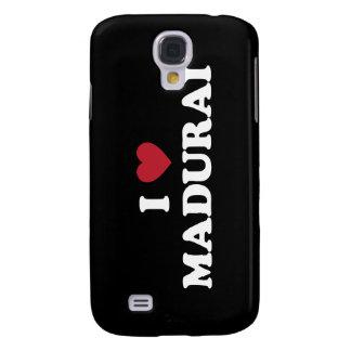 I corazón Madurai la India Funda Para Galaxy S4