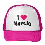 I corazón Marcio Gorro De Camionero