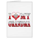 I corazón mi abuela felicitacion